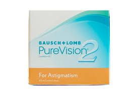 Astigmatism Night Blindness Purevision 2 For Astigmatism Hd Overnight Comfort Visionpros Com