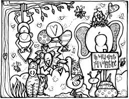 mailman coloring pages melonheadz valentine u0027s day coloring page