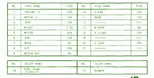 mazda 6 02 07 fuse box cover lid mazda wiring diagrams for diy