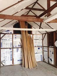 before u0026 after a garage becomes a home closer to grandma u2013 design