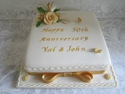 golden wedding cakes wedding cake