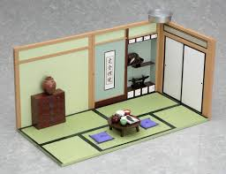 amazon com nendoroid playset 02 japanese life set b living rooom