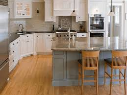 small kitchens with islands designs two handle faucet teak wood