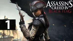 Ac4 Black Flag Assassin U0027s Creed 4 Black Flag Walkthrough Aveline Dlc Part