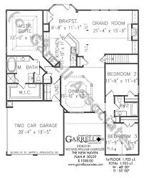 house plans new new house plan house plans by garrell associates inc