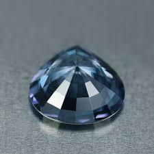 grandidierite engagement ring blue spinel chateau peridot