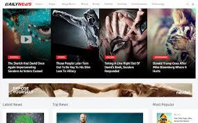 dailynews news u0026 magazine template bootstrap blog u0026 magazine