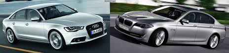 audi a6 vs lexus es 300h photo comparison new 2012 audi a6 vs 2011 bmw 5 series