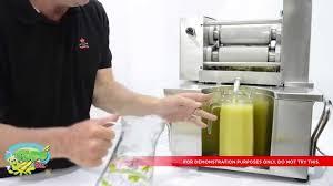 Serious Sugarcane Juice Vendors Use This Machine The Tt750d Pro