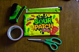 How To Make Candy by No Sew Candy Wrapper Pouch Baking And Blankets