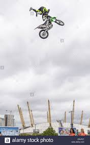 australian freestyle motocross riders press photocall for