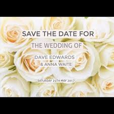 Design Your Own Save The Date Cards Your Own Save The Date Cards