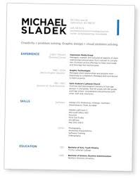 Designed Resumes Neoteric Design Great Resume 7 A Great Resume Resume Example