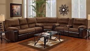 Sectional Sofa With Ottoman Furniture Trendy Sears Sectionals Design For Minimalist Living