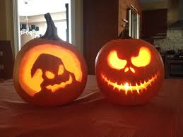 oogie boogie pumpkin carving ideas this year u0027s jack o lanterns inspired by the greatest halloween