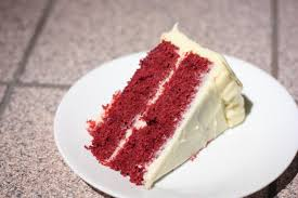 red velvet cake the viet vegan
