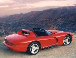 Dodge Viper Generations - battle of the american supercars viper vs u0027vette