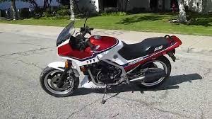 1985 Honda Vf 500 F Interceptor Youtube
