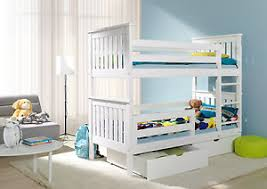 New Bunk Beds New Bunk Beds Children Wooden Solid Pine Mattresses Drawers