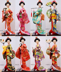 online buy wholesale brocade decor from china brocade decor j010 14 inches 38cm handmade japanese brocade kimono kabuki geisha doll costume home decoration festival gift