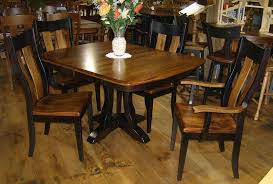 amish table and chairs jake s amish furniture richfield table chairs of elm michael s