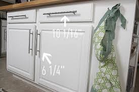 how to install ikea kitchen cabinet handles house tweaking