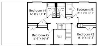 5 bedroom house plans 2 story floor plans for 5 bedroom homes floor plans for 5 bedroom homes