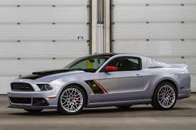 roush mustang 2013 one roush stage 3 mustang raises 100 000 for charity at