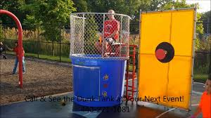 dunk tank for sale dunk tank