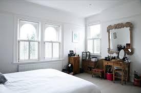 White Bedroom With Dark Furniture White Bedroom With Dark Furniture Assorted Color Bed Sheet Placed