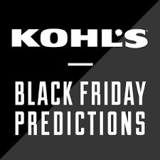 black friday 2017 predictions kohl u0027s black friday 2016 predictions blackfriday com