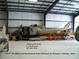 Maps Air Museum 68th Uh 1c Restoration Project Photos