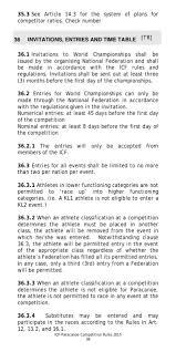 icf paracanoe rules 2015