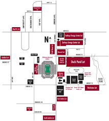 Ou Map University Of Oklahoma Parking Map Wisconsin Map