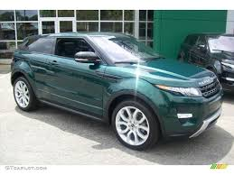 land rover range rover evoque coupe kosrae green metallic 2012 land rover range rover evoque coupe