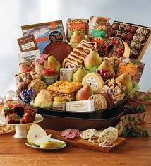 food gift basket supreme hearthside gift basket gift baskets harry david