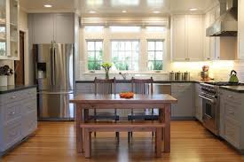 kitchen island instead of table dine in kitchens scout nimble