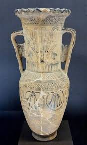 Different Types Of Greek Vases Periods Of Ancient Greek Pottery Types Of Vases