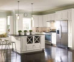 Painted Kitchens Cabinets Off White Painted Kitchen Cabinets Homecrest