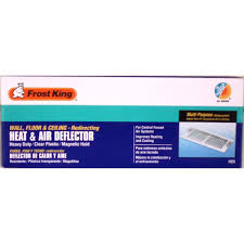 Ceiling Air Vent Deflector by Frost King E O Heat And Air Deflector Hd5 The Home Depot