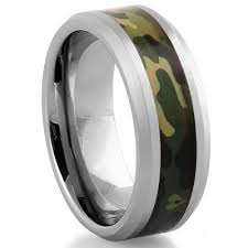 camo wedding rings for men 10 unique wedding rings for your dot women