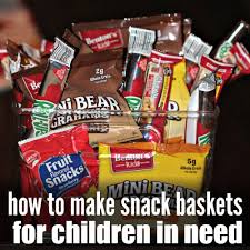 Snack Baskets How To Make Teacher Snack Baskets Aldigivesback Coupon Closet