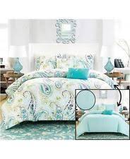 Paisley Comforter Sets Full Unbranded Polyester Paisley Floral Comforters U0026 Bedding Sets Ebay