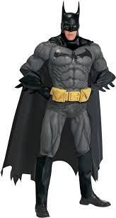 Batman Halloween Costume Mens Buy Batman Collectors Deluxe Costume Superhero Halloween Costumes