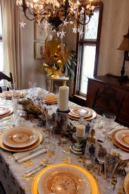 New Years Eve Table Decorations Ideas a golden new year u0027s eve table new house new home