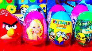 littlest pet shop easter eggs 8 eggs angry birds spongebob littlest pet shop