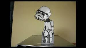 illusion storm trooper paper hd youtube