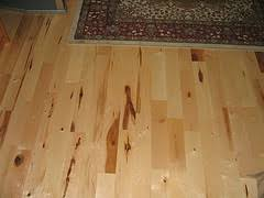 how to stain maple flooring