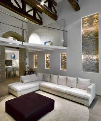 Decorating Ideas For Living Rooms With High Ceilings Living Room High Ceiling Living Room Design High Ceiling Room