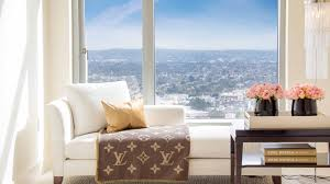 exclusive elegant luxury penthouse in los angeles ca usa by